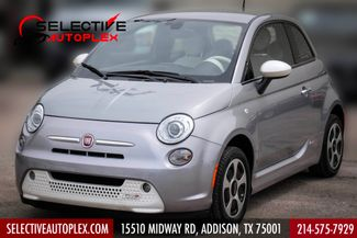 2016 Fiat 500e Navigation Heated Seats Battery Electric Hatchback in Addison, TX 75001