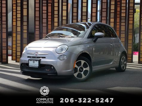 2016 Fiat 500e  Navigation Heated Seats Warranty to 3/14/2020 SAVE in Seattle