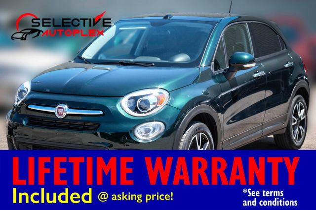 2016 Fiat 500X,**SUNROOF**PANO ROOF** Easy