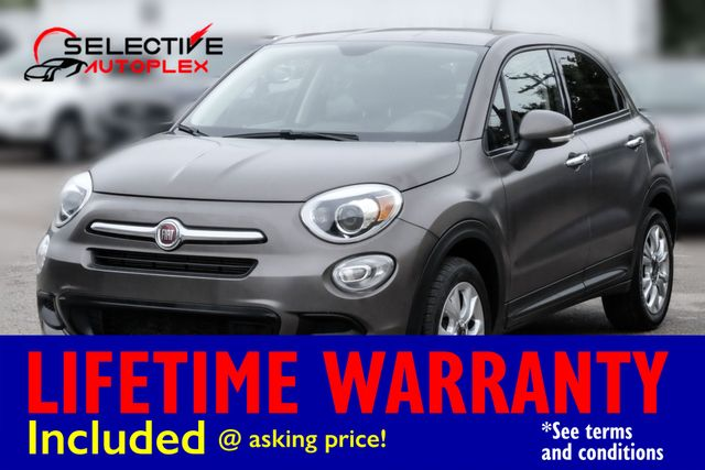 2016 Fiat 500X Easy, CLOTH SEATS, KEYLESS ENTRY, BLUETOOTH