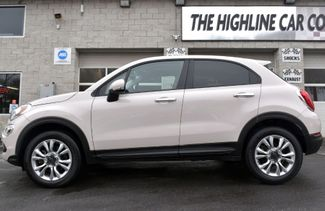 2016 Fiat 500X Easy Waterbury, Connecticut 2