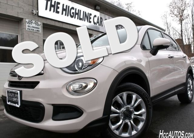 2016 Fiat 500X Easy Waterbury, Connecticut