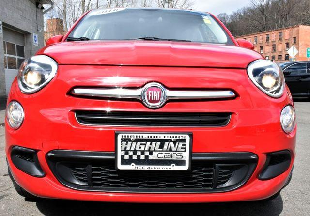 2016 Fiat 500X Easy Waterbury, Connecticut 8