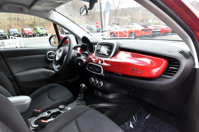 2016 Fiat 500X Easy Waterbury, Connecticut 17