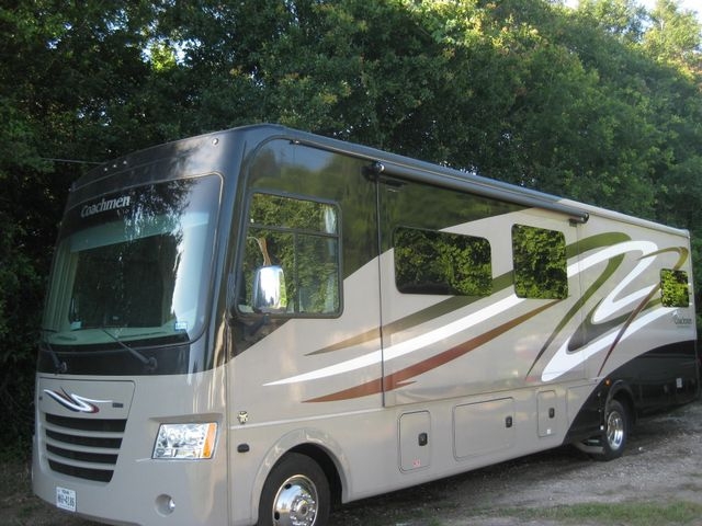 2016 For Rent-Coachmen MIRADA 32' w/2 Slide outs 32 UD