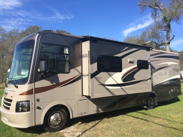2016 For Rent - PURSUIT by COACHMEN 33BH