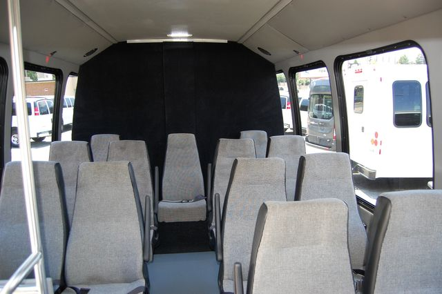 2016 Ford 15 Pass. Mini Bus Charlotte, North Carolina 9