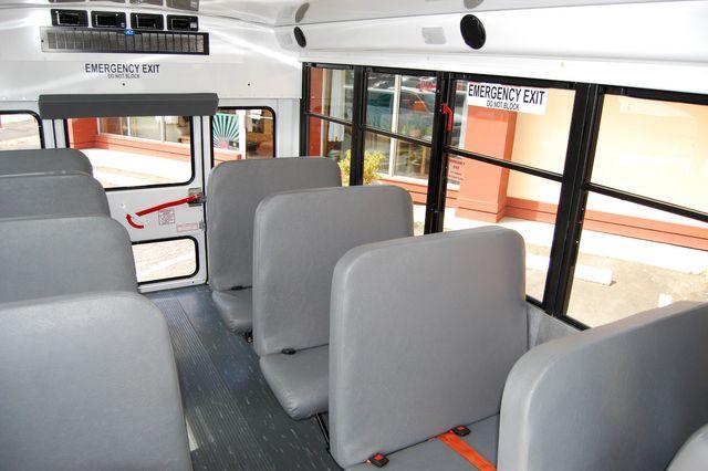 2016 Ford 15 Pass. Activity Bus Charlotte, North Carolina 6