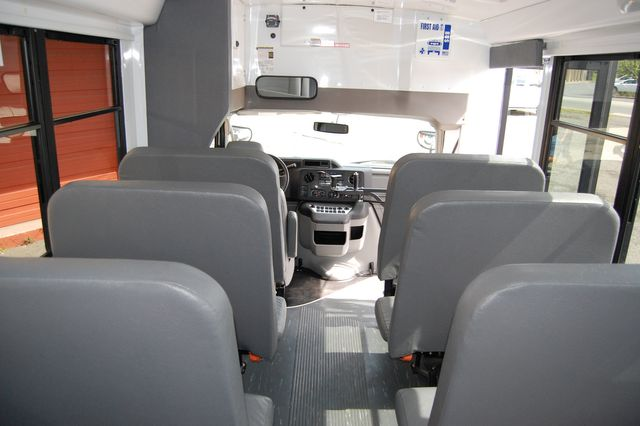 2016 Ford 15 Pass. Activity Bus Charlotte, North Carolina 11