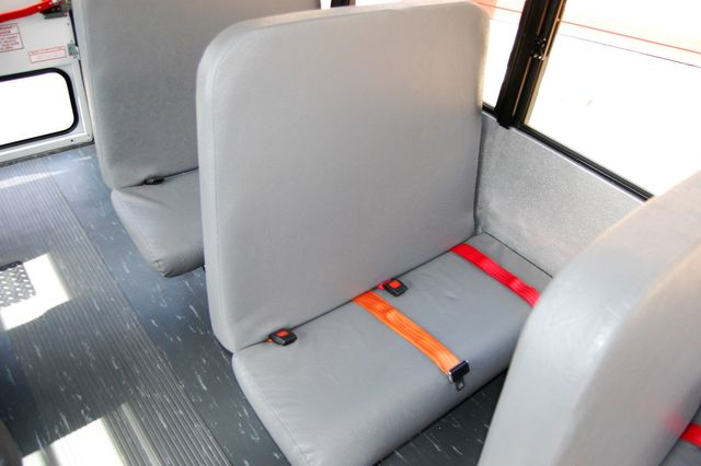 2016 Ford 15 Pass. Activity Bus Charlotte, North Carolina 14