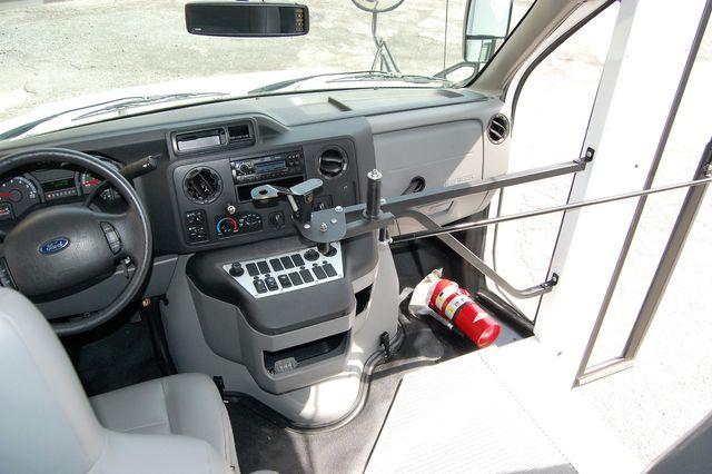 2016 Ford 15 Pass. Activity Bus Charlotte, North Carolina 17
