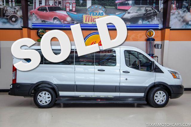 2016 Ford 15 Passenger Transit Wagon XLT