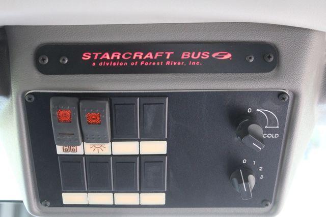 2016 Ford 15 Passenger Starcraft Shuttle Bus W/ Wheelchair Lift Irving, Texas 48