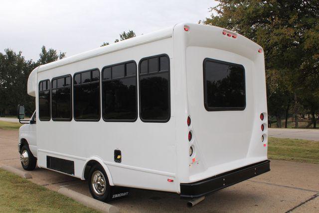 2016 Ford 15 Passenger Starcraft Shuttle Bus W/ Wheelchair Lift Irving, Texas 6
