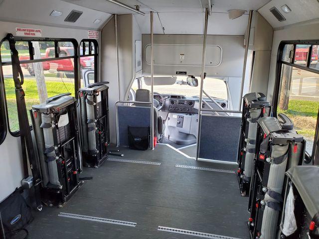 2016 Ford E-Series / Glaval 14 Passenger Bus Wheelchair Accessible Alliance, Ohio 5