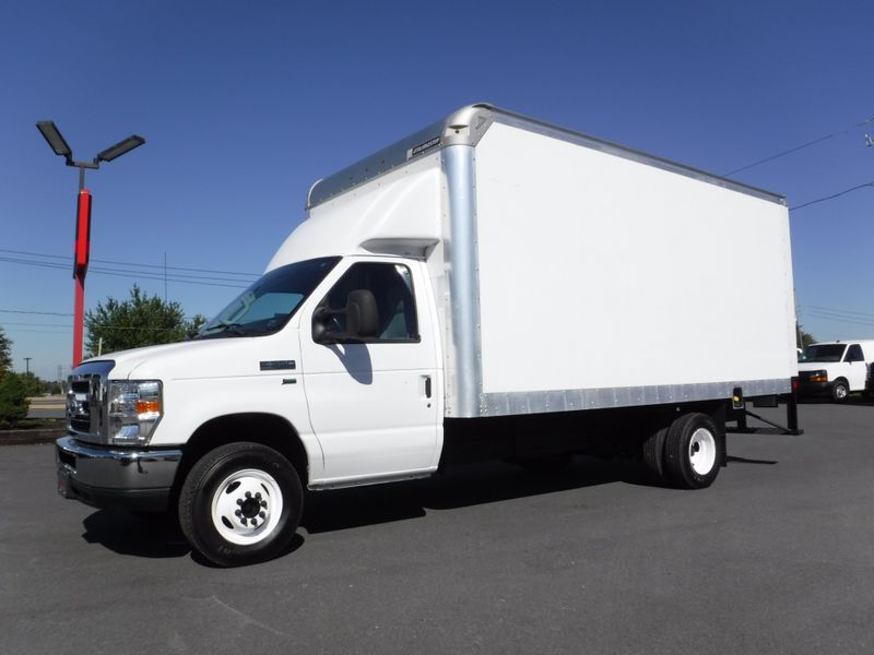 2016 Ford E350 16FT Box Truck with Side Door in Ephrata PA