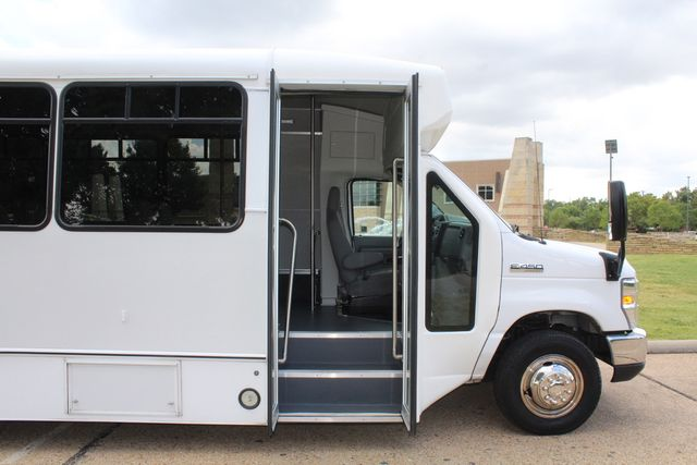2016 Ford E450 Champion Shuttle Bus, 19 Seats, Wheelchair Lift Irving, Texas 12