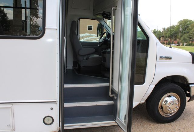 2016 Ford E450 Champion Shuttle Bus, 19 Seats, Wheelchair Lift Irving, Texas 13