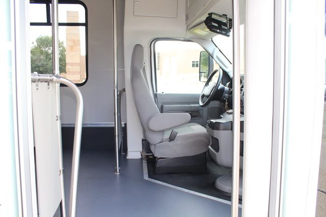 2016 Ford E450 Champion Shuttle Bus, 19 Seats, Wheelchair Lift Irving, Texas 14