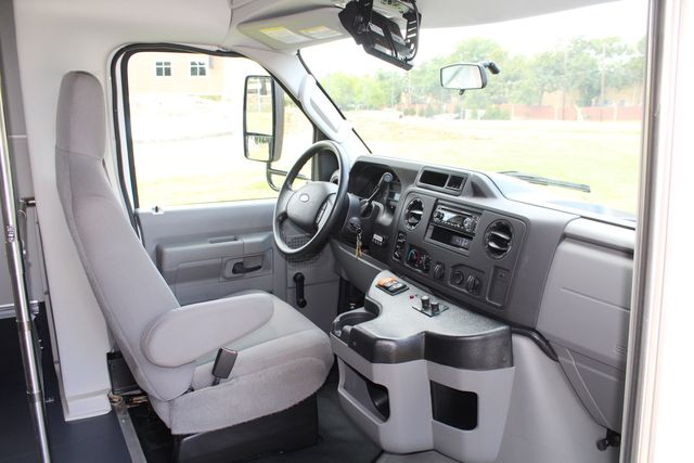 2016 Ford E450 Champion Shuttle Bus, 19 Seats, Wheelchair Lift Irving, Texas 15