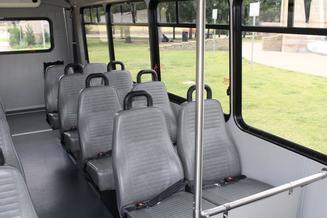 2016 Ford E450 Champion Shuttle Bus, 19 Seats, Wheelchair Lift Irving, Texas 17