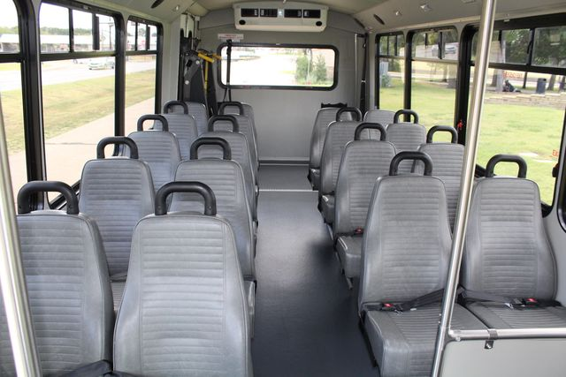 2016 Ford E450 Champion Shuttle Bus, 19 Seats, Wheelchair Lift Irving, Texas 18