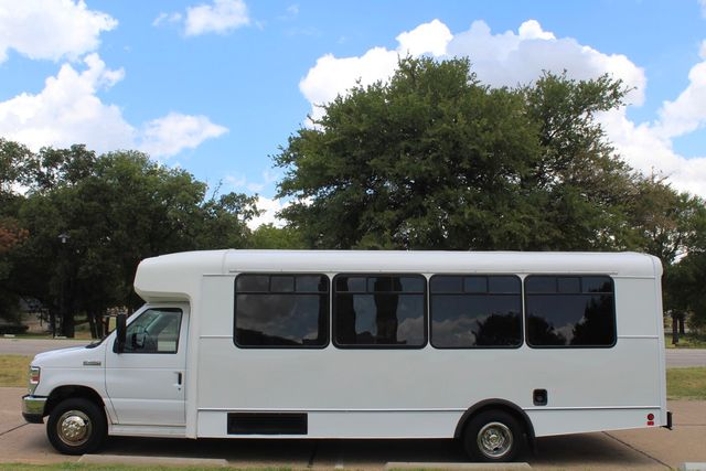 2016 Ford E450 Champion Shuttle Bus, 19 Seats, Wheelchair Lift Irving, Texas 5
