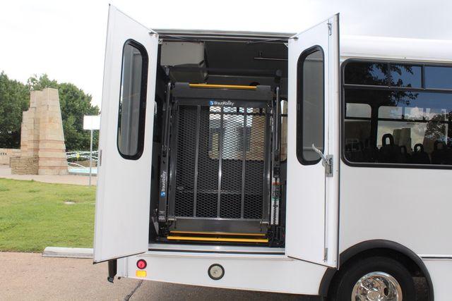 2016 Ford E450 19 Passenger Champion Shuttle Bus W/ Wheelchair Lift in Irving, Texas 75060