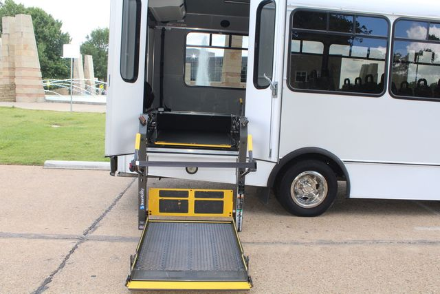 2016 Ford E450 Champion Shuttle Bus, 19 Seats, Wheelchair Lift Irving, Texas 56