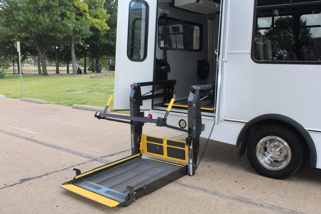 2016 Ford E450 Champion Shuttle Bus, 19 Seats, Wheelchair Lift Irving, Texas 57