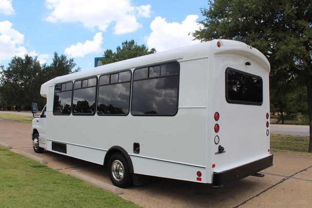 2016 Ford E450 Champion Shuttle Bus, 19 Seats, Wheelchair Lift Irving, Texas 6