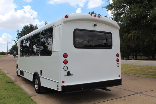 2016 Ford E450 Champion Shuttle Bus, 19 Seats, Wheelchair Lift Irving, Texas 7