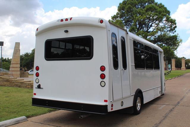 2016 Ford E450 Champion Shuttle Bus, 19 Seats, Wheelchair Lift Irving, Texas 9