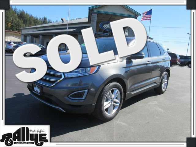 2016 Ford Edge SEL ECO in Burlington WA, 98233
