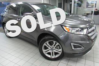 2016 Ford Edge Titanium W/ NAVIGATION SYSTEM/ BACK UP CAM Chicago, Illinois 0
