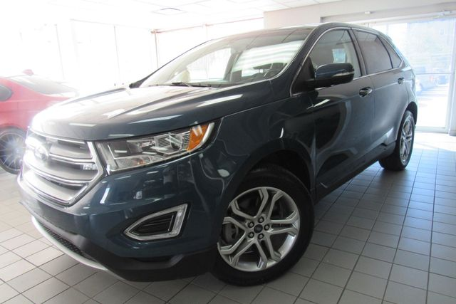 2016 Ford Edge Titanium W/ NAVIGATION SYSTEM/ BACK UP CAM Chicago, Illinois 2