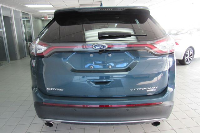 2016 Ford Edge Titanium W/ NAVIGATION SYSTEM/ BACK UP CAM Chicago, Illinois 5