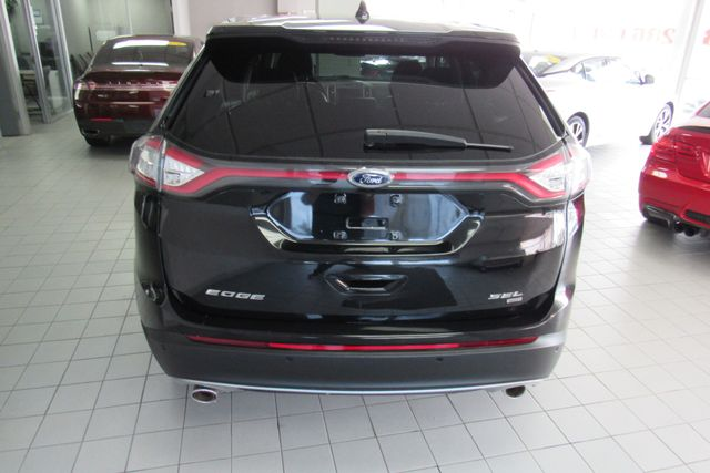 2016 Ford Edge SEL W/ BACK UP CAM Chicago, Illinois 7