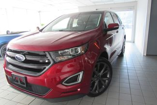 2016 Ford Edge Sport W/ NAVIGATION SYSTEM/ BACK UP CAM Chicago, Illinois 4