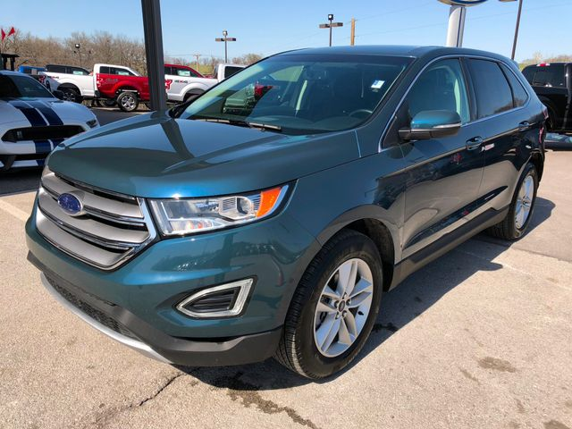 2016 Ford Edge SEL 2.0L I4 in Gower Missouri, 64454