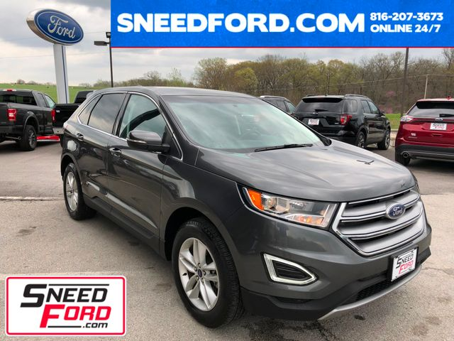 2016 Ford Edge SEL AWD V6