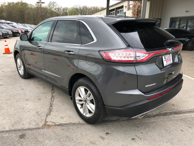2016 Ford Edge SEL AWD V6 in Gower Missouri, 64454