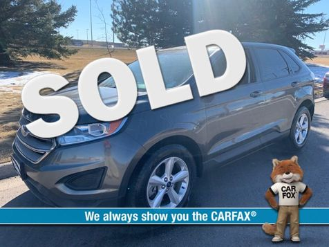 2016 Ford Edge SE in Great Falls, MT