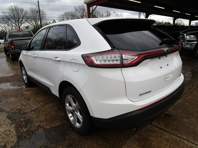 2016 Ford Edge SE Houston, Mississippi 4
