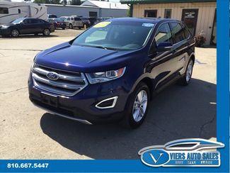 2016 Ford Edge SEL AWD in Lapeer, MI 48446