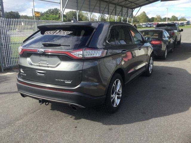 2016 Ford Edge Titanium Madison, NC 1