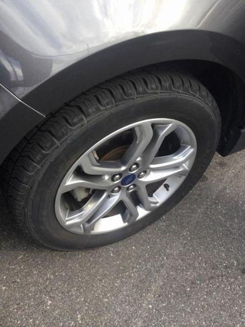 2016 Ford Edge Titanium Madison, NC 6