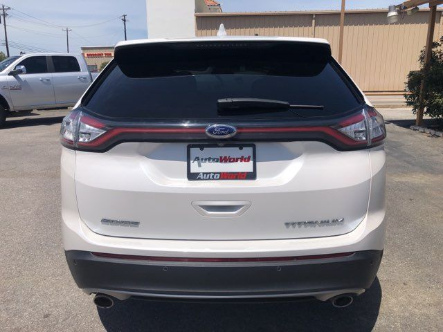 2016 Ford Edge Titanium in Marble Falls, TX 78654