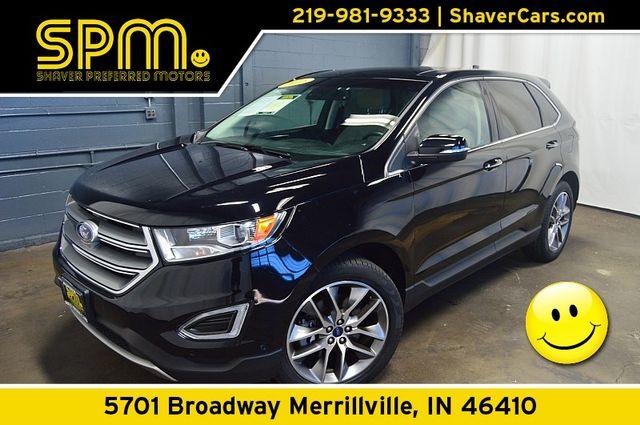 2016 Ford Edge Titanium in Merrillville, IN 46410