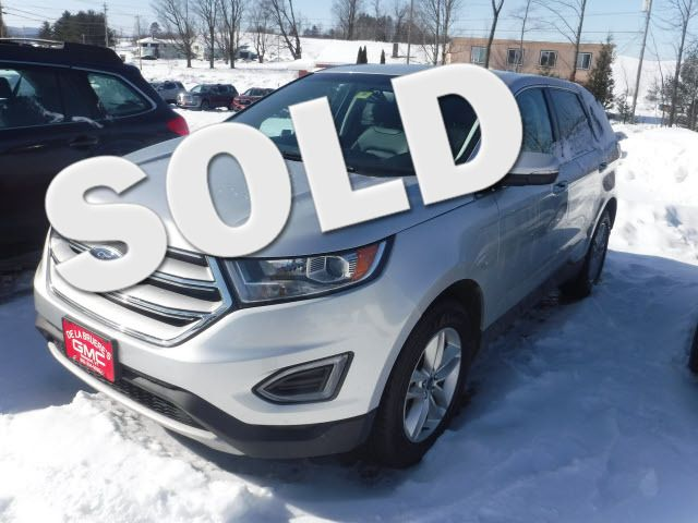 2016 Ford Edge SEL Newport, VT 0